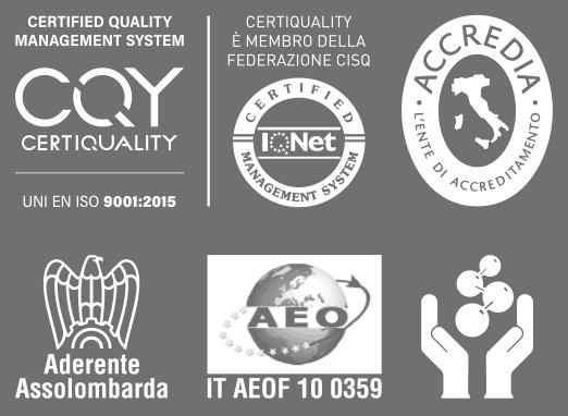 Certificazioni CISME
